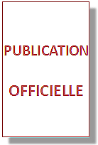 Pub. Officielle